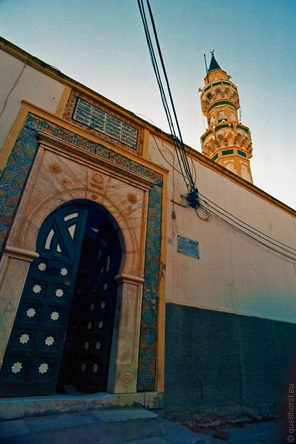 Jami Gurgi Mosque @ Shari Hara Kebir, Tripoli